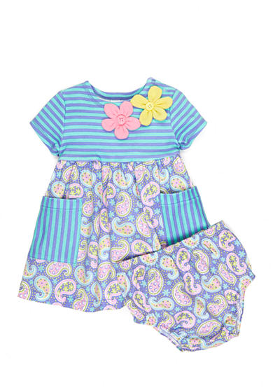 Nursery Rhyme® Paisley Dress