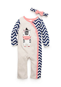 Nursery Rhyme® Coveralls with Headband
