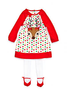 Nursery Rhyme Holiday Dress
