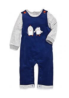 Nursery Rhyme Penguin Overall Set