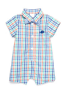 Nursery Rhyme® Plaid Romper