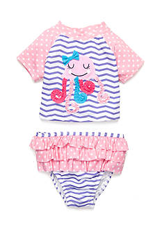 Nursery Rhyme 2-Piece Jelly Rashguard Set