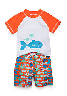 Nursery Rhyme School of Fish Swim Set