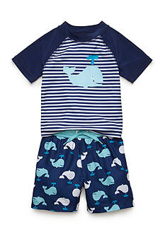 Nursery Rhyme Happy Whale Swim Set