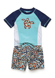 Nursery Rhyme Sea Turtle Swim Set
