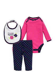 best beginnings® by Little Me Multi Dot Turn Around Set