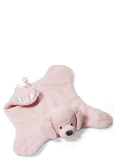 Gund Pink Fluffy Puppy