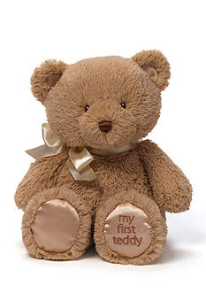 Gund® My First Teddy Plush Bear