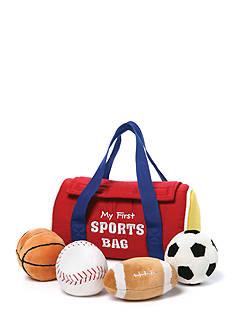 Gund 5-Piece Sportsbag Playset