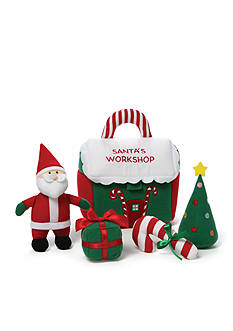 Gund® Santa's Workshop Playset