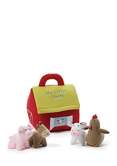Gund® My Little Farm Playset