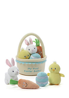 Gund® My First Easter Basket Playset