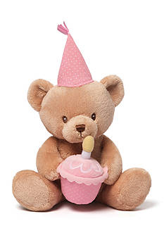 Gund® Happy Birthday Talking Plush Bear