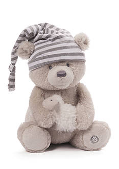 Gund® Sleepy Time Animated Plush Bear