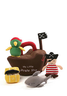 Gund® Pirate Ship Playset