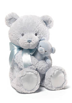Gund Momma & Baby Bear Rattle Combo