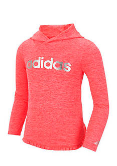 adidas Make Your Mark Climalite® Hoodie Toddler Girls