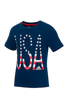 adidas® USA Pride Tee Toddler Boys