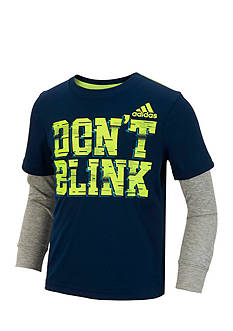 adidas Don't Blink 2Fer Shirt Toddler Boys