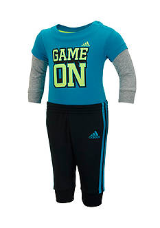 adidas® 'Game On' Bodyshirt Set