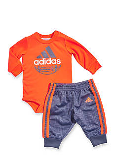 adidas 2-Piece Sport Bodysuit and Pant Set