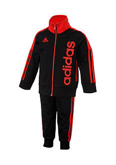 adidas Tricot Jacket And Jogger Pant Set