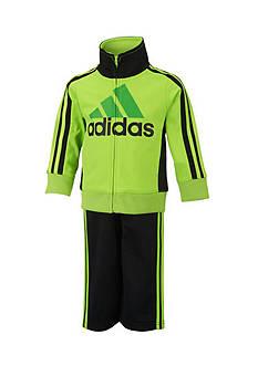 adidas 2-Piece Logo Jacket and Pants Set Baby/Infant Boy