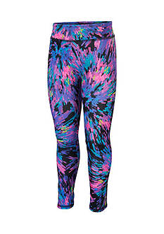 adidas® Printed Tights Toddler Girls
