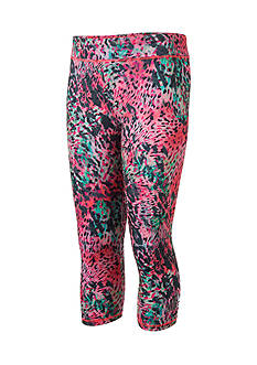 adidas Printed Capri Tights Toddler Girls