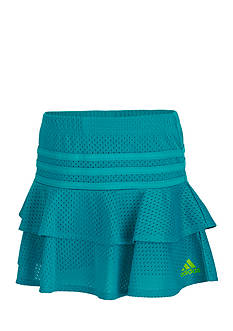 adidas® Spin Mesh Skort Toddler Girls