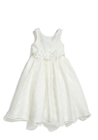 Picture Perfect by Sweet Heart Rose Daisy Flower Girl Dress Girls 4-6x