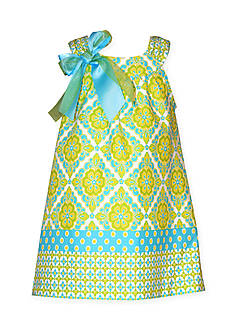 Bonnie Jean® Medallion Print Shift Dress Girls 4-6x