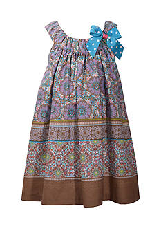 Bonnie Jean Floral Dress Girls 4-6x