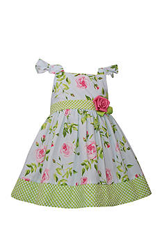 Bonnie Jean Rose Flutter Sleeve Dress Girls 4-6x