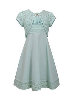 Bonnie Jean Lenin Dress and Cardigan Girls 7-16
