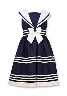 Bonnie Jean Sailor Dress Girls 7-16 Plus