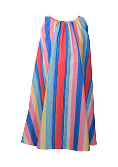 Bonnie Jean Watercolor Trapeze Dress Girls 4-6x