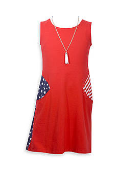 Bonnie Jean American Knit Dress Girls 7-16
