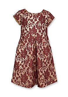 Bonnie Jean Lace Dress Girls 4-6x