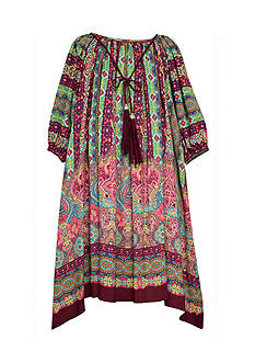 Bonnie Jean Challis Float Dress Girls 4-6X