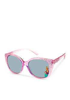 Riviera 2-Piece Oversize Sunglasses With Case Set Girls 4-6x