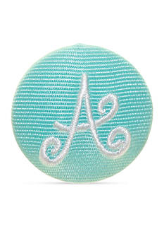 Riviera Monogram Hair Button
