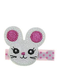 Riviera Glitter Bunny Clip