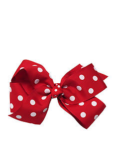 Riviera Polka Dot Bow Girls