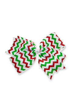 Riviera Chevron Basic Grosgrain Bow