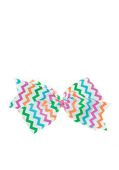 Riviera Multi Chevron Fashion Bow