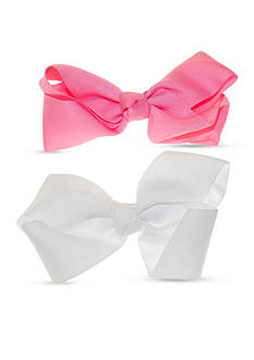 Riviera 2-Pack Pink and White Bows