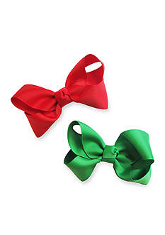 Riviera Set of 2 Medium Hair Bows