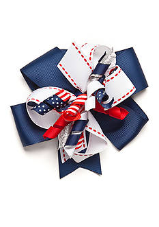 Riviera Patriotic Stitch and Corker Fun Bow