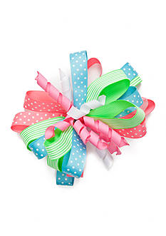 Riviera Corker Loopy Summer Fun Bow